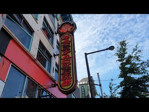 Review Hostel Samesun Vancouver, Canada