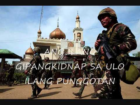 MINDANAO (Marawi City) Bisaya version #PrayForMarawi  (A TRIBUTE SONG FOR MARAWI CITY VICTIMS)