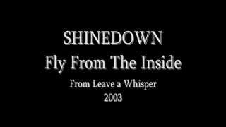 Shinedown - Fly from the Inside Lyrics Video