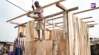 BattaBox builds NEW HOME for Lawal Family