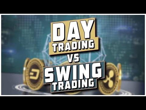 Day Trading Vs Swing Trading Crypto - Which Is More Profitable?