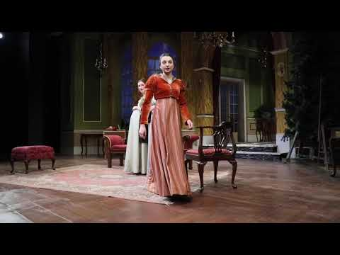 DeSales Act 1 Presents - Miss Bennet: Christmas at Pemberley