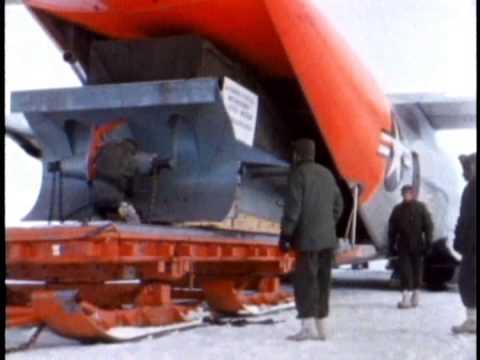 U.S. NAVY EXPLORES the SOUTH POLE & ANTARCTIC CONTINENT - Portrait of Antarctica