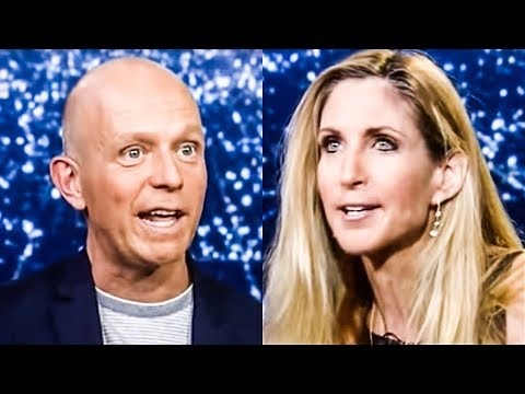 Fox Host STUNNED After Ann Coulter Says Immigrant Children Are Crisis Actors
