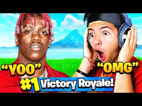 playing with lil yachty in fortnite pro am tournament june 12th e3 - pro am fortnite tournament
