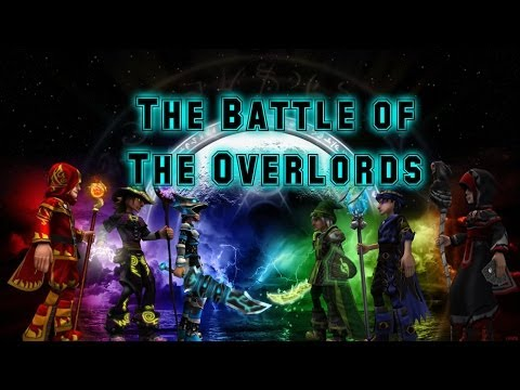 Wizard101 Myth vs Storm Level 70 PvP Battle of the Overlords