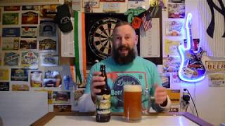 Leavenworth Blackbird Island Hopfenweizen Beer Review -- Barenaked Ladies Call and Answer