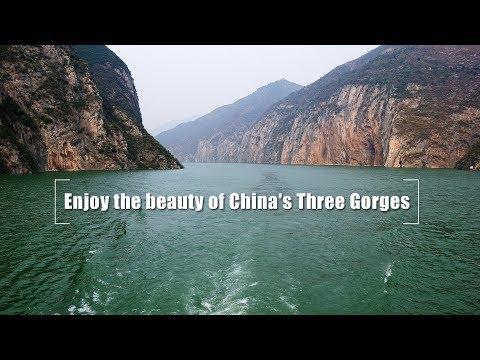 Live: Explore the beauty of China's Three Gorges游重庆,看三峡,赏生态绿色发展之美