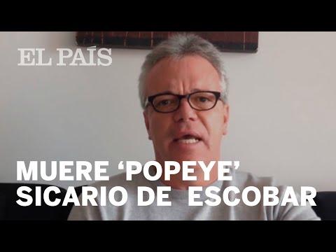 MUERE POPEYE exjefe de SICARIOS de PABLO ESCOBAR