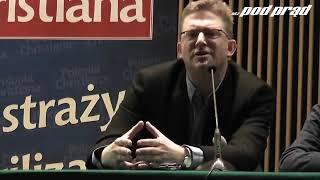 Grzegorz Braun o katolickim biskupie!