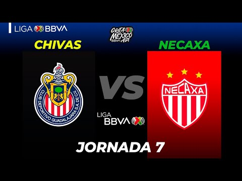 Guadalajara Chivas Necaxa Goals And Highlights