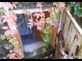 Old WWI / WWII German Bunker Inside Tour. Would be awesome man cave now.
