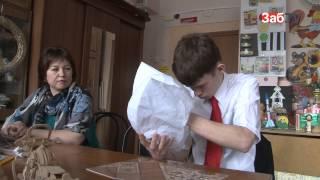 Читинский школьник создает костюмы супергероев(, 2015-04-23T08:16:40.000Z)
