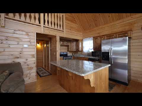 Conestoga Log Cabins Aspen Log Home