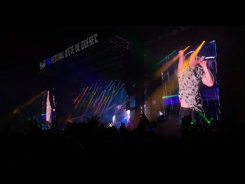 Imagine Dragons - Believer   Festival D'Été De Québec 2019 (Full Song)