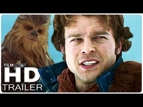 SOLO: A Star Wars Story Extended Trailer (2018)