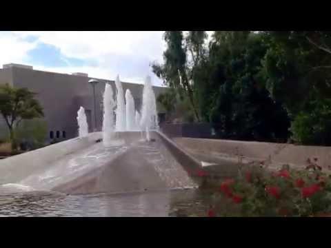 Scottsdale Civic center fountain II Scottsdale Arizona
