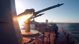 Масштабные учения Каспийской флотилии стартовали в рамках итоговой проверки за учебный год