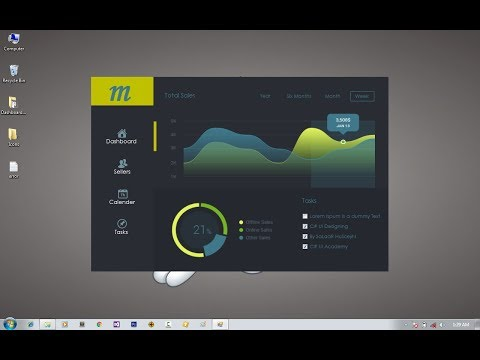 Ui Design Idea In Windows Form Application Visual C#