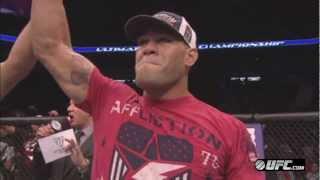 UFC on FX 5: Antonio Silva Octagon Interview