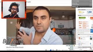 Porçay Efe Aydal Dolar nasıl düşürülür videosunu izliyor