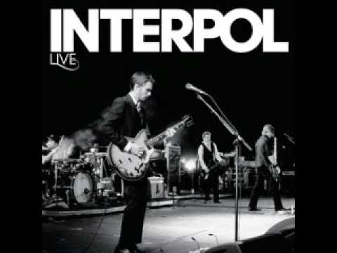 INTERPOL - REST MY CHEMISTRY