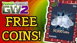 Plants vs Zombies Garden Warfare 2 - How To Get 50,000 Coins + More For FREE Instantly! (SPOILER)