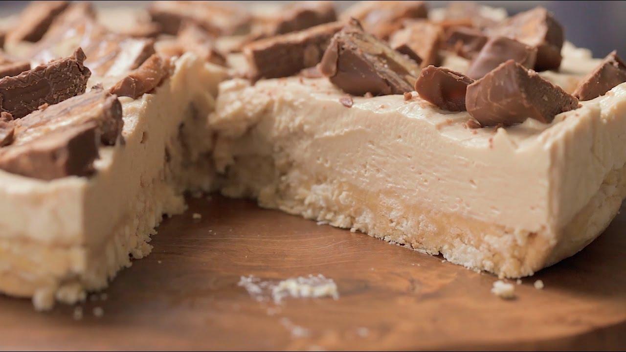 Schnelle Rezepte Snickers Torte Youtube