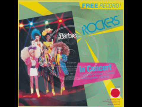 Barbie And The Rockers - Soundtrack [1987] (Movie Version)