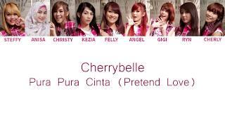 Download lagu Cherrybelle - Pura Pura Cinta