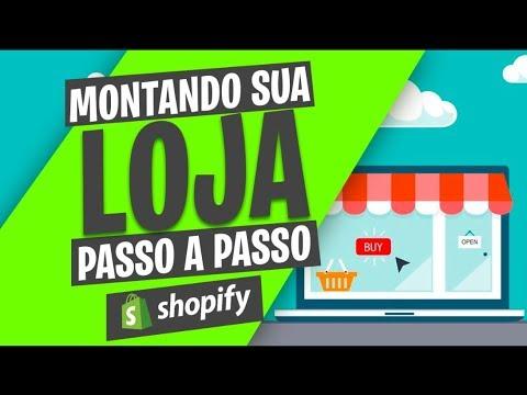 Aula Grátis | Como Montar sua Loja no Shopify (E-Commerce) thumbnail
