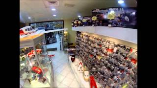 ULTIMATE HOBBY - DUBAI- SHOWROOM