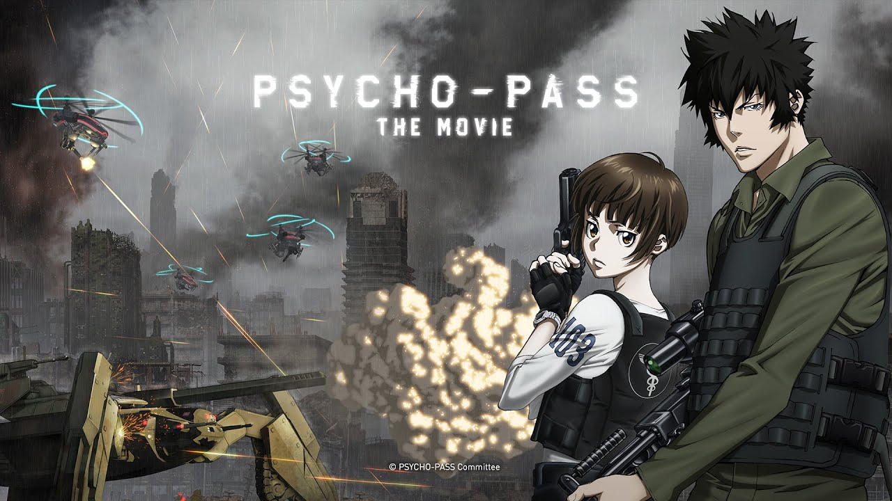 psycho pass film deutsch