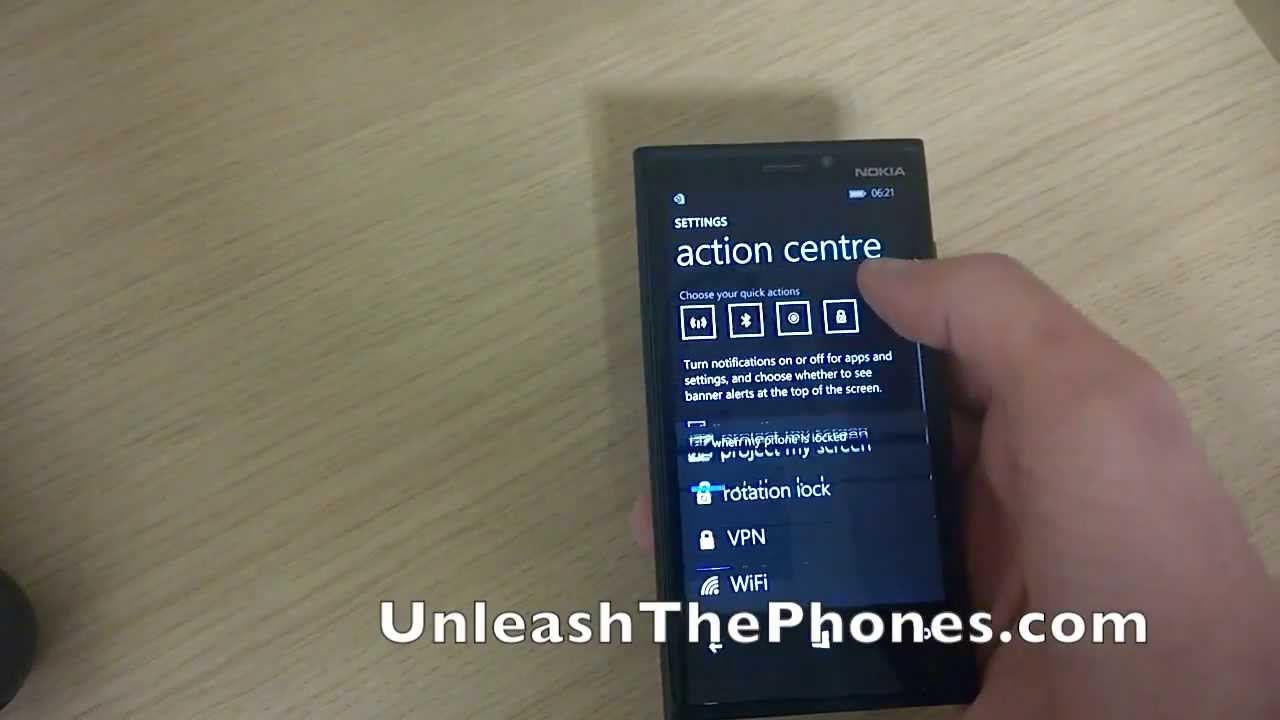 Remove All Notifications from Your Windows Phone in One Movement [Tip]