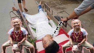 Troll Thằng Bạn Uống Thuốc Ngủ Ra Đường Tam Mao Cũng Cười Vỡ Bụng || TS VLIOGS