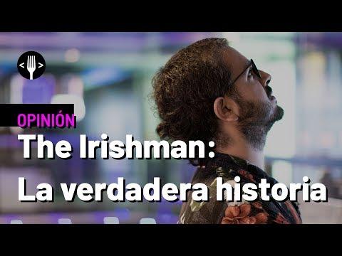 La verdadera historia detrás de The Irishman