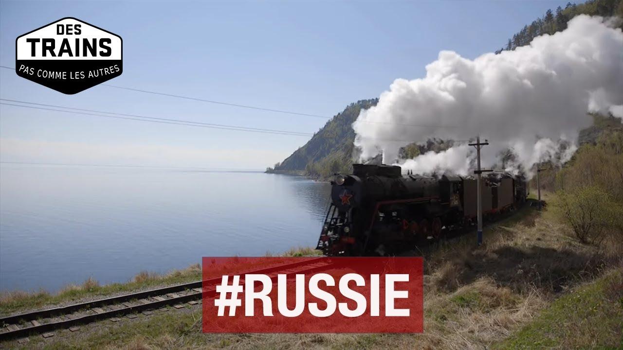 Download Russie, de Moscou au lac Baïkal - Des trains pas comme les autres - Documentaire voyage.