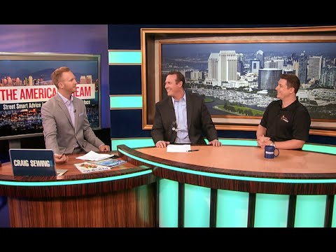 The American Dream Show, Broker Kurt & Sam Reid of Peak Power Solar - Why You Should Go Solar Now!