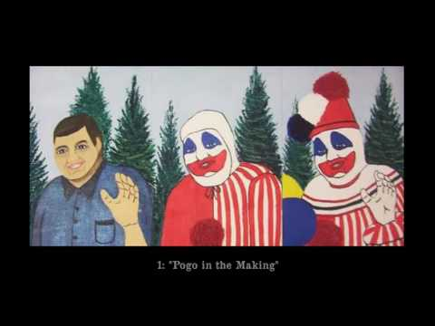 6 Creepiest Paintings by Serial Killer John Wayne Gacy