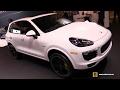 2017 Porsche Cayenne S e-hybrid Platinum - Exterior and Interior Walkaround - 2017 Toronto Aut