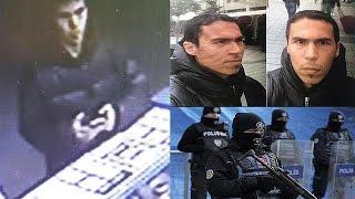 Турция: опубликованы новый съёмки подозреваемого террориста