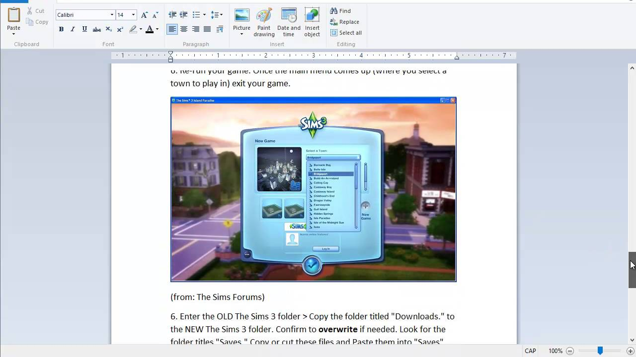 Sims 3 error 12 - reasons and solutions
