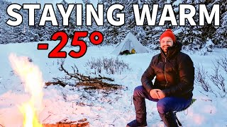 Solo Winter Camping | GËAR & TIPS |