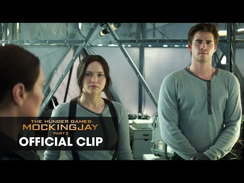 "The Hunger Games: Mockingjay Part 2   – ""Star Squad"""