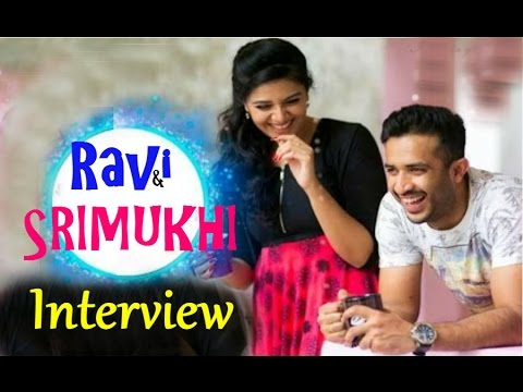 Anchor Srimukhi And Ravi Exclusive Interview | Coffees And Movies | HMTV