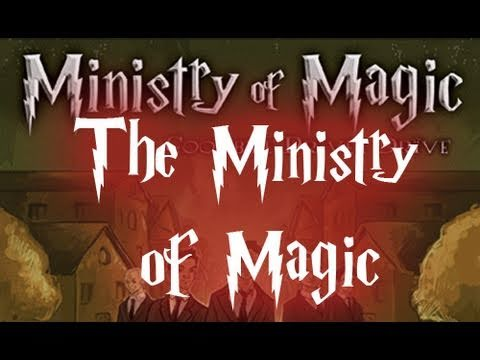 Ministry of Magic - The Ministry of Magic (with lyrics)