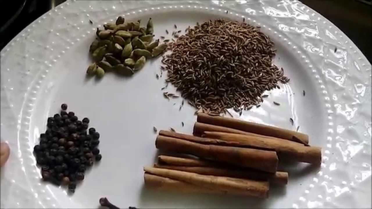 how to prepare pilau masala
