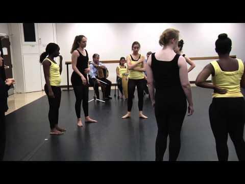 Danse canadienne-française (2 de 4) - Exploration/expérimentation/production