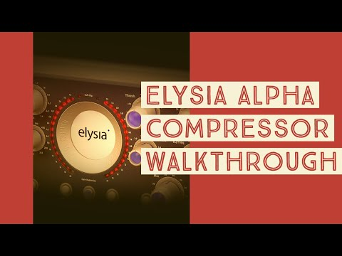 FATTEN YOUR MIX - Elysia Alpha Compressor.mov