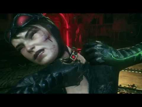 Batman: Arkham Knight [Walkthrough] Part 6 [Path to saving Catwoman]
